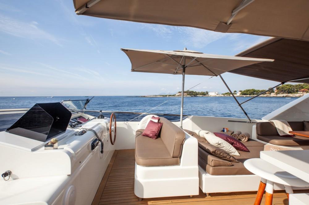 Boat rental San Lorenzo San Lorenzo SL82 - semi-custom in Antibes on Samboat