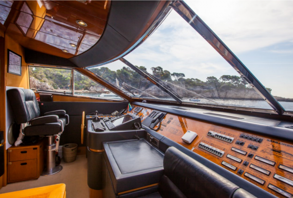 Hire Yacht with or without skipper San Lorenzo Antibes