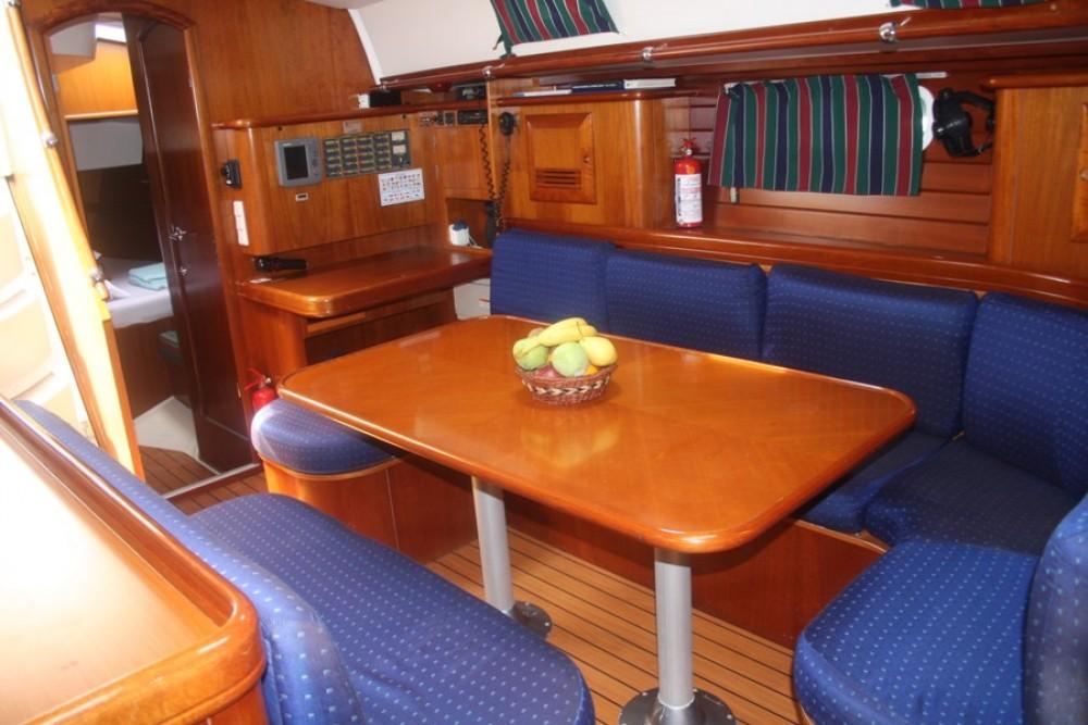 Boat rental Bénéteau Beneteau 50 in  on Samboat
