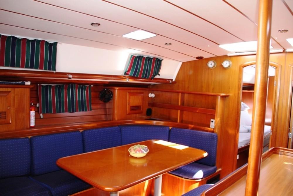 Boat rental  cheap Beneteau 50
