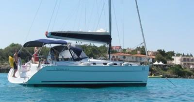 Rental Sailboat in Marmaris - Bénéteau Cyclades 43.4