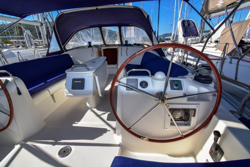 Hire Sailboat with or without skipper Bénéteau Marmaris Yacht Marina A.Ş