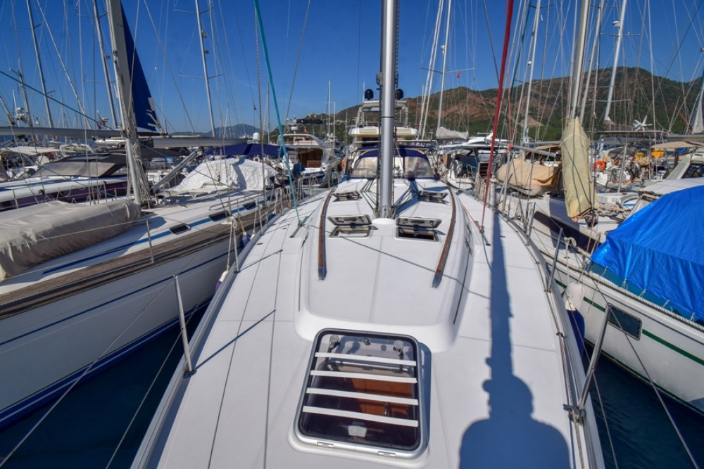 Bénéteau Cyclades 50.5 - 5 + 1 cab. between personal and professional Marmaris Yacht Marina A.Ş