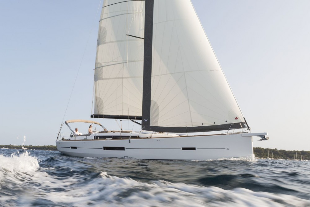 Rental Sailboat in  - Dufour Dufour 520 GL - 3. cab