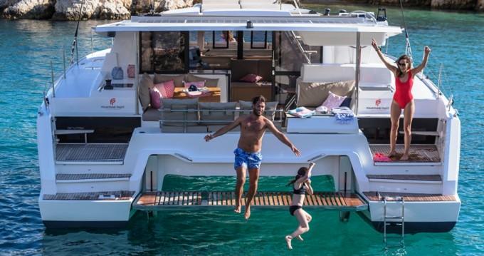 Boat rental Marmaris cheap Astrea 42