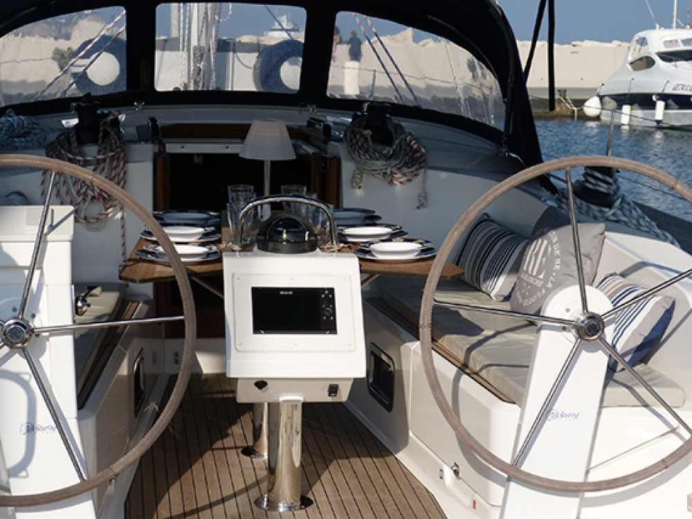 Bavaria Bavaria Cruiser 41 - 3 cab. between personal and professional Procida