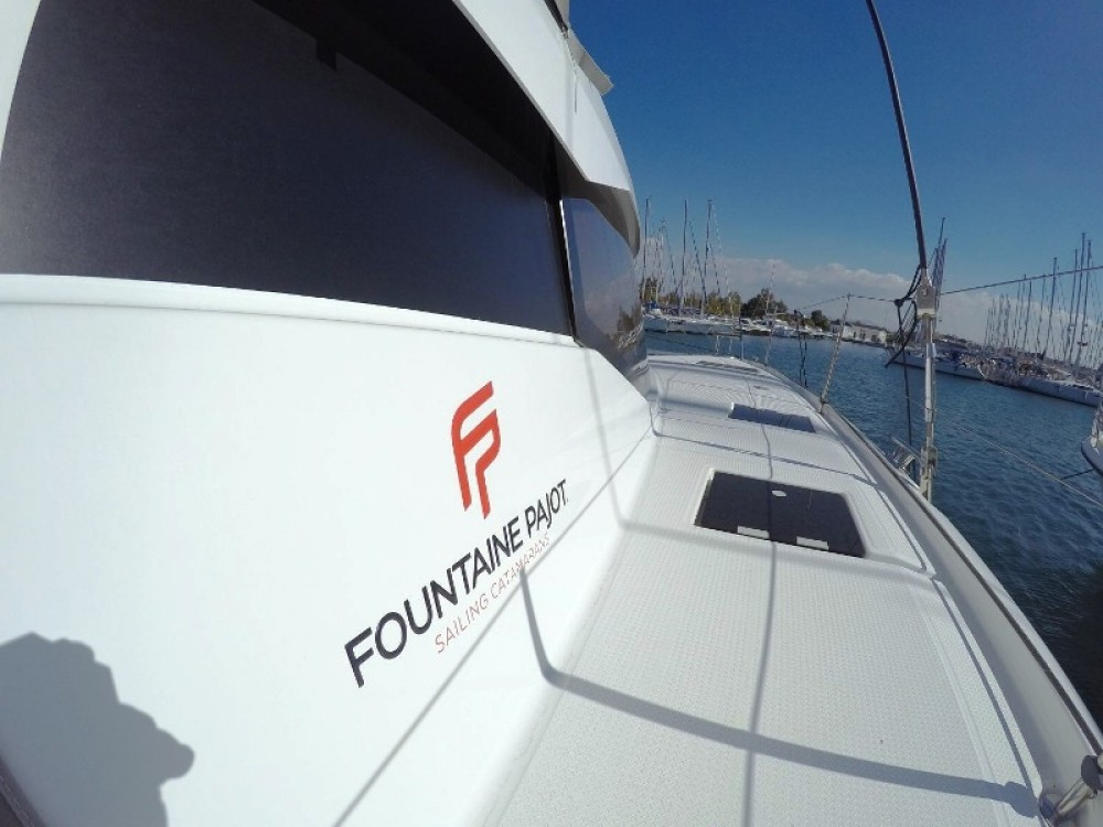 Boat rental Fountaine Pajot Lucia 40 in Marmaris Yacht Marina A.Ş on Samboat