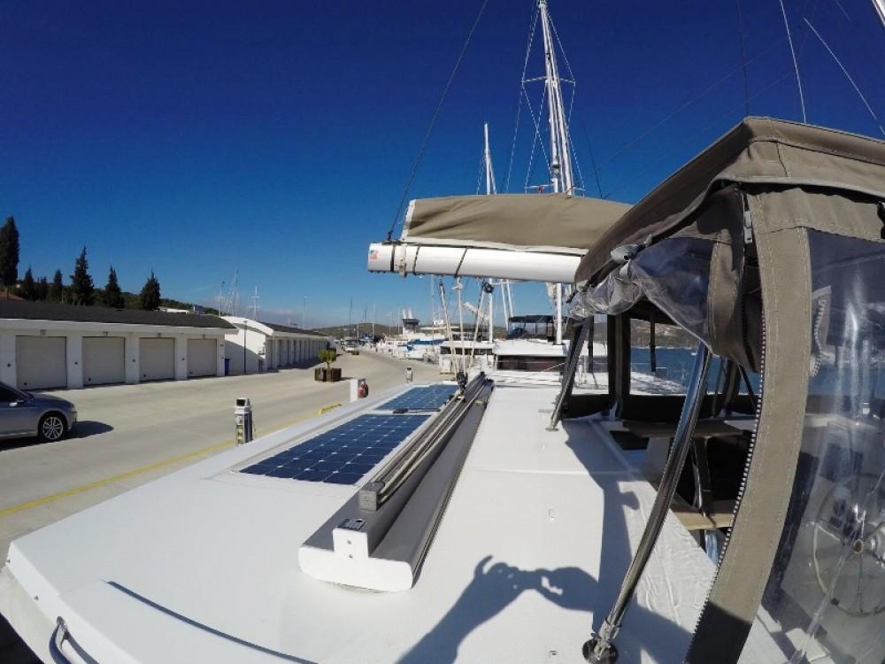 Boat rental Marmaris cheap Lucia 40