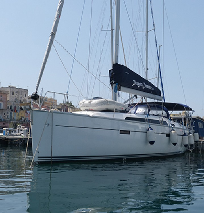 Hire Sailboat with or without skipper Bavaria Procida