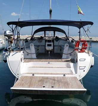 Bavaria Cruiser 51 between personal and professional Procida