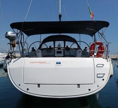 Boat rental Procida cheap Cruiser 51