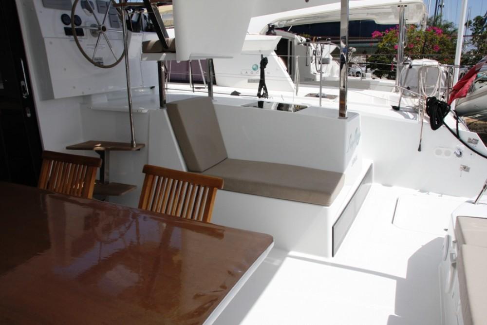 Rental Catamaran in Marmaris - Fountaine Pajot Lucia 40