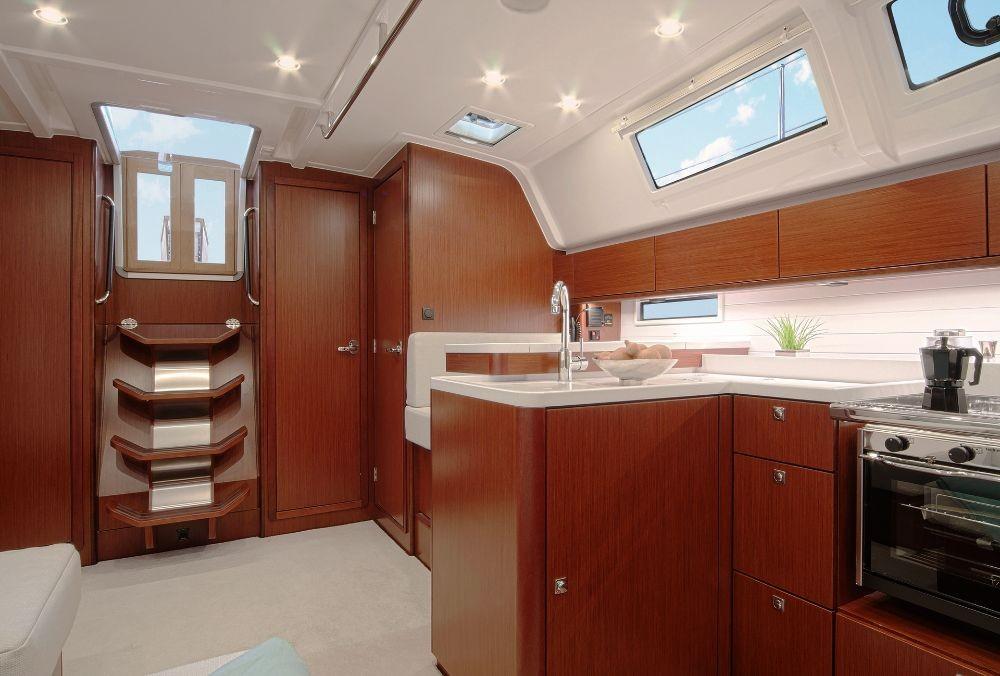 Bavaria Bavaria Cruiser 51 between personal and professional Procida
