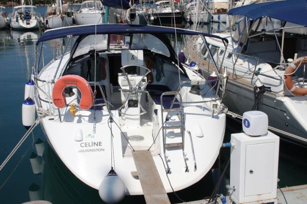 Rental Sailboat in Marmaris - Harmony-Yachts Harmony 42