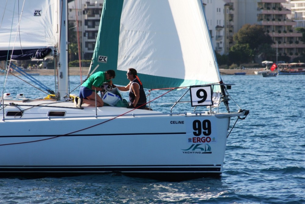 Hire Sailboat with or without skipper Harmony-Yachts Marmaris