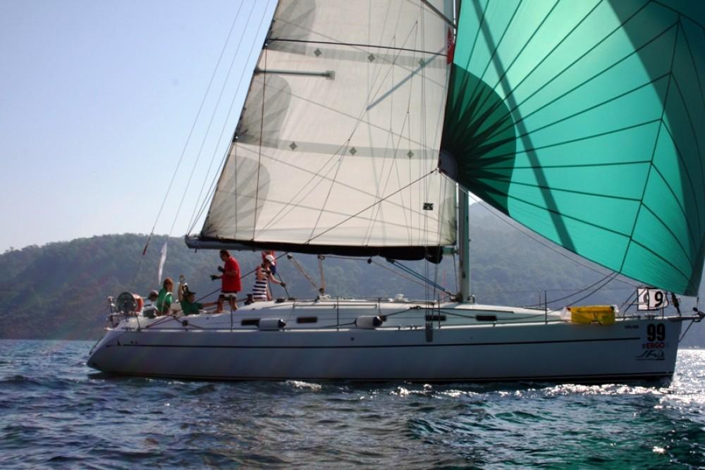 Rent a Harmony-Yachts Harmony 42 Marmaris