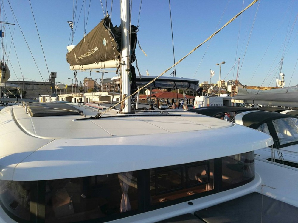 Lagoon Lagoon 42 - 4 + 2 cab. between personal and professional Peloponnese
