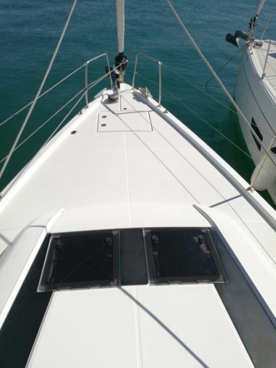 Rental yacht Peloponnese - Bénéteau Oceanis 46.1 (4 cab) on SamBoat