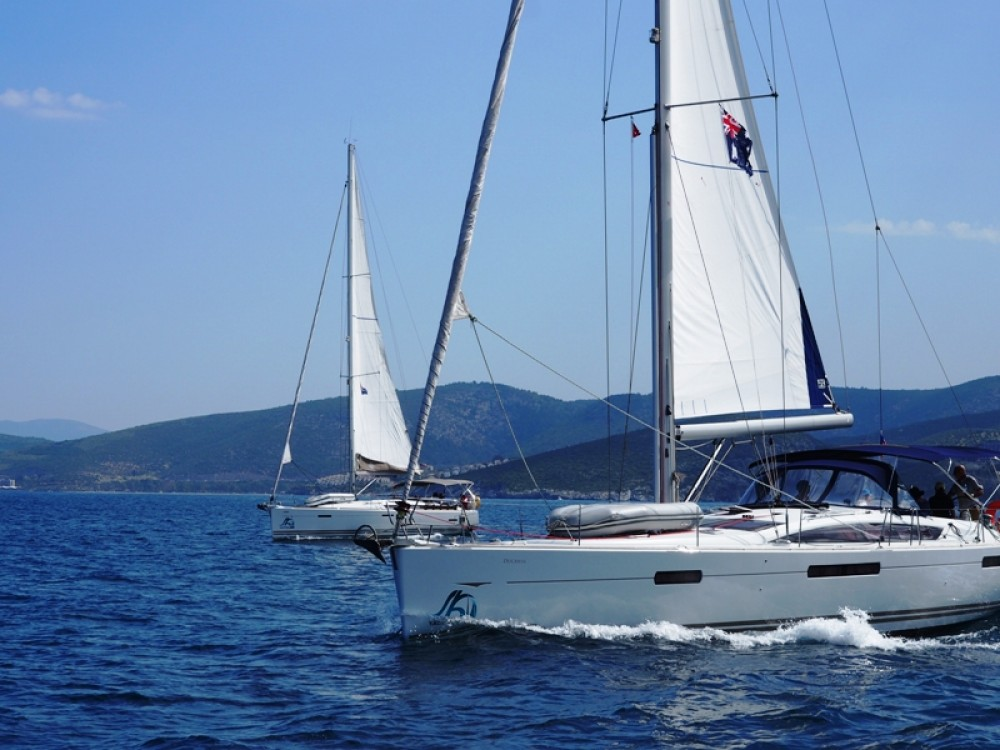 Rental yacht  - Jeanneau Jeanneau 53 on SamBoat