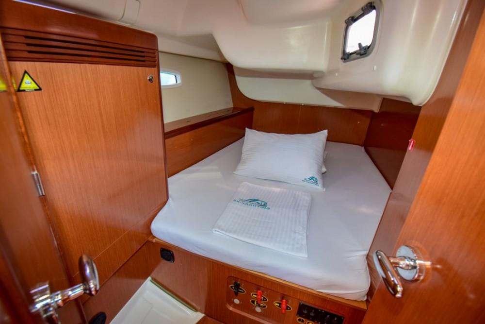 Rental Sailboat in Marmaris - Bénéteau Oceanis 40
