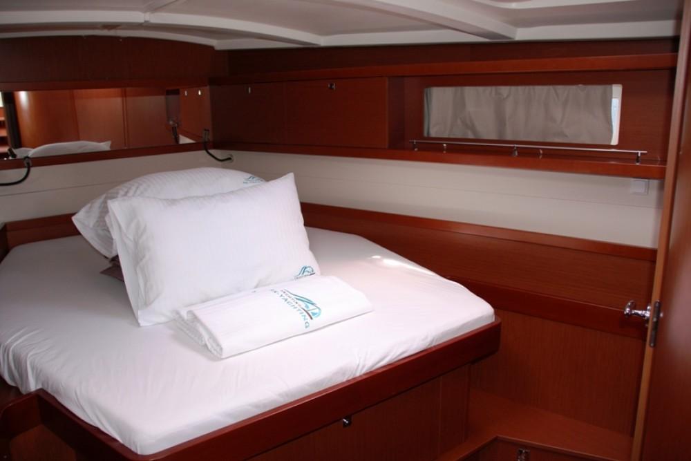 Boat rental  cheap Oceanis 45