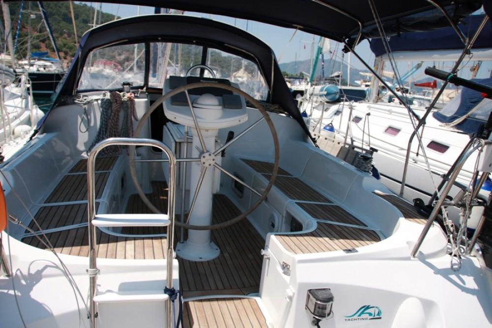 Rental yacht  - Jeanneau Sun Odyssey 37 on SamBoat