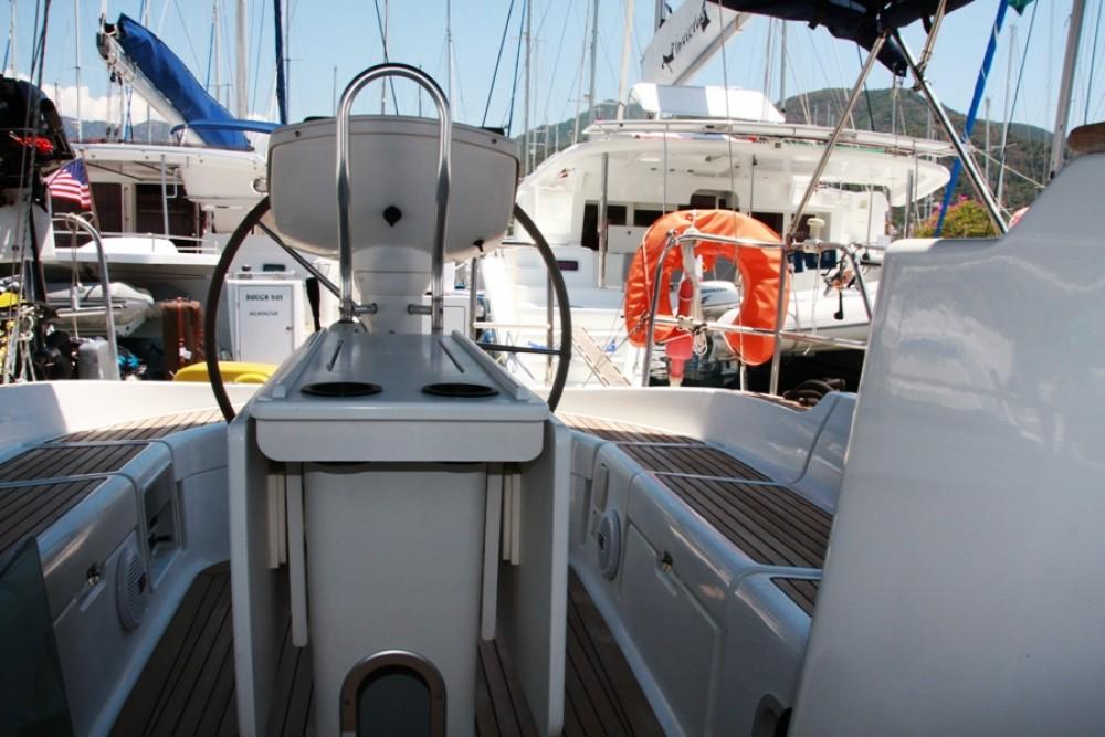 Boat rental Jeanneau Sun Odyssey 37 in  on Samboat