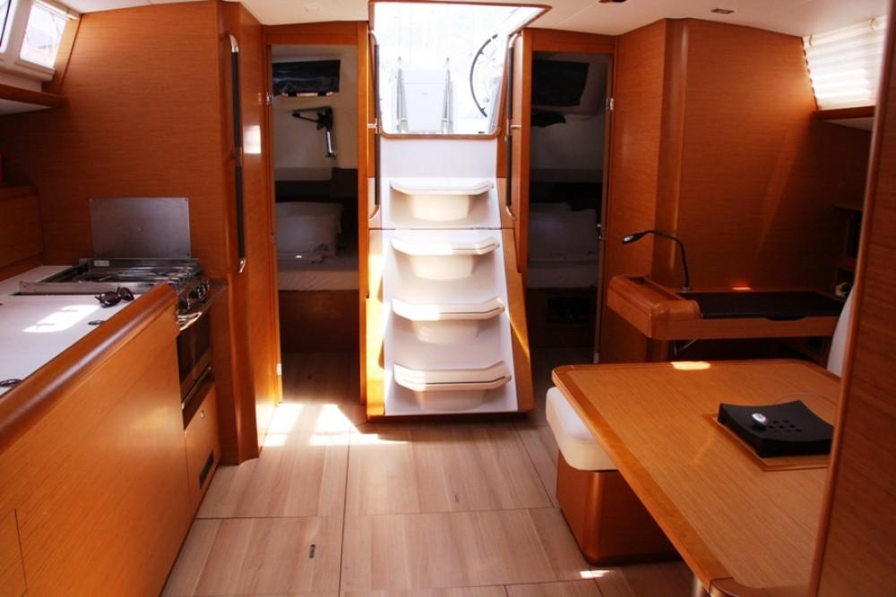 Rental Sailboat in Marmaris - Jeanneau Sun Odyssey 479