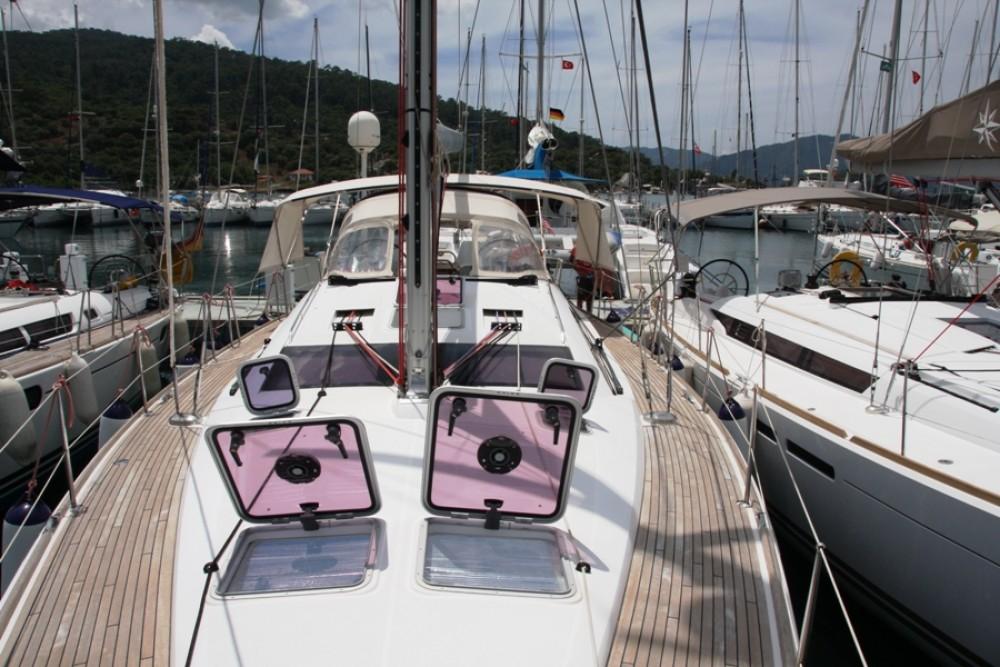 Rent a Jeanneau Sun Odyssey 50 DS Marmaris