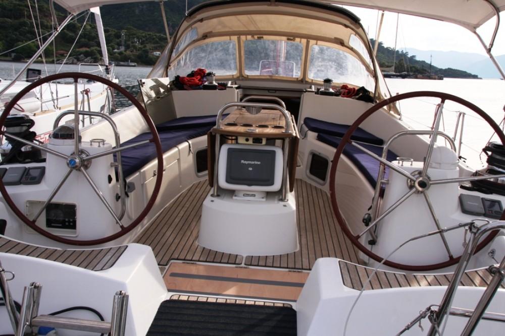 Boat rental Marmaris cheap Sun Odyssey 50 DS