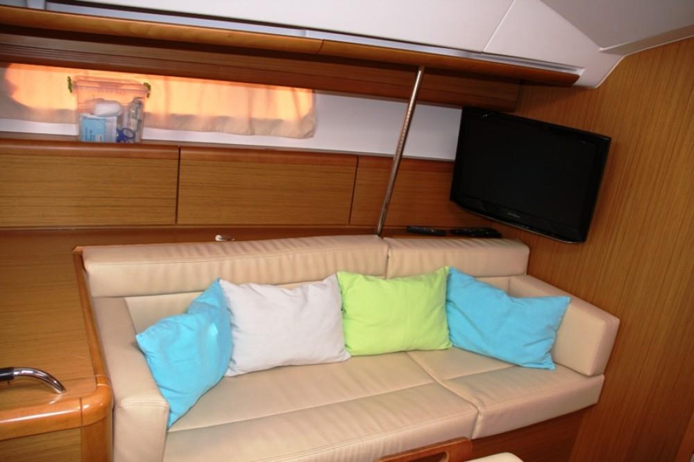 Rental Sailboat in Marmaris - Jeanneau Sun Odyssey 50 DS