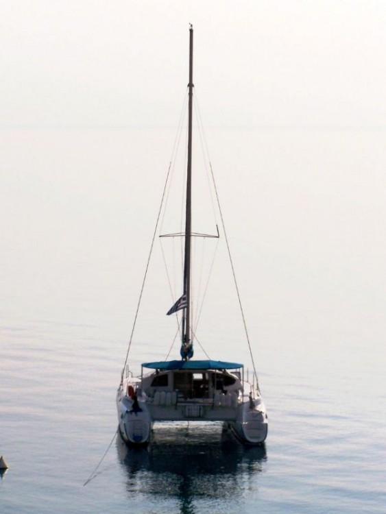 Rental yacht Péloponnèse - Fountaine Pajot Athena 38 on SamBoat