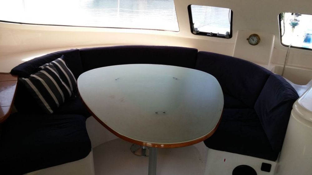 Rental Catamaran in Péloponnèse - Fountaine Pajot Athena 38