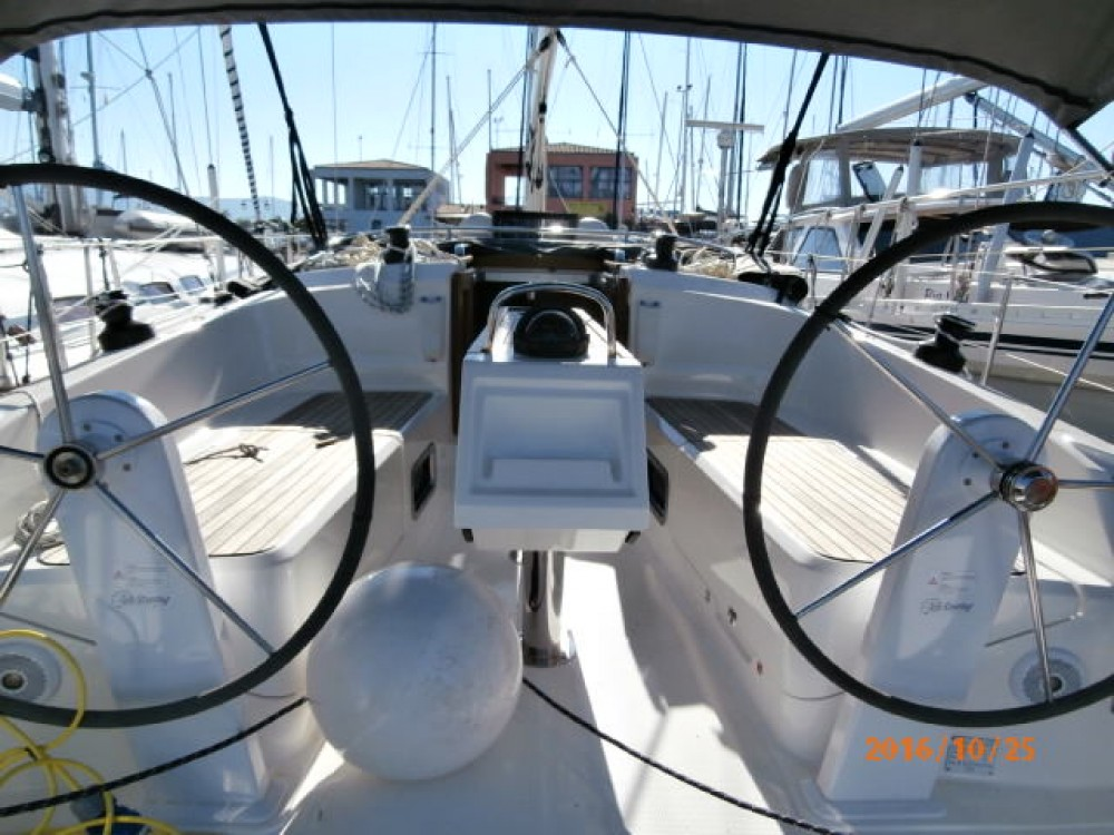 Rent a Bavaria Cruiser 37 Lefkada