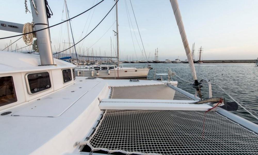 Rental Catamaran in Peloponnese - Lagoon Lagoon 380 S2