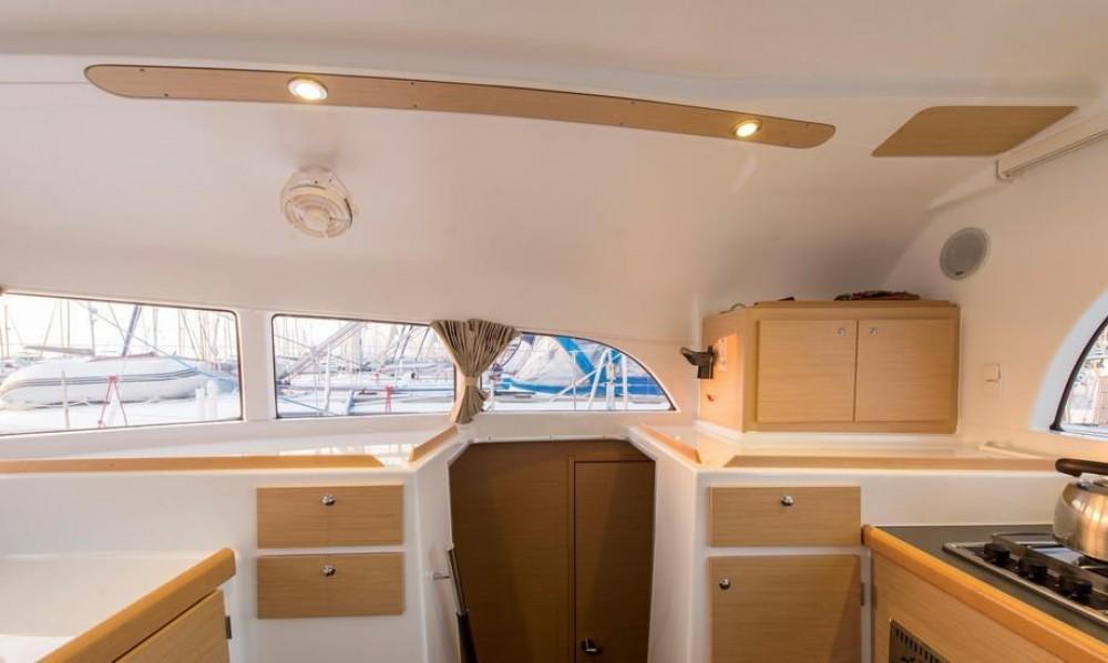 Rental yacht Peloponnese - Lagoon Lagoon 380 S2 on SamBoat