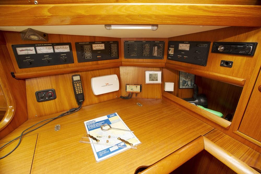 Boat rental Vólos cheap Sun Odyssey 36i