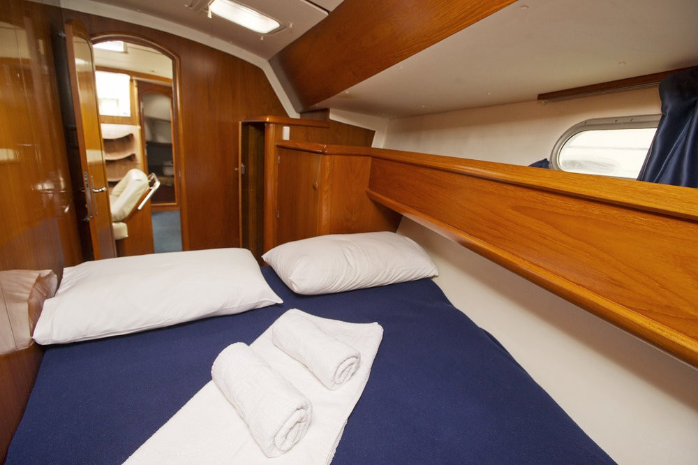 Rental Sailboat in Vólos - Jeanneau Sun Odyssey 45.1 - 4 cab.