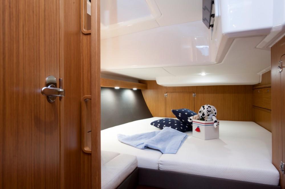 Rental yacht Grad Zadar - Bavaria Bavaria Cruiser 56 - 5 + 1 cab. on SamBoat