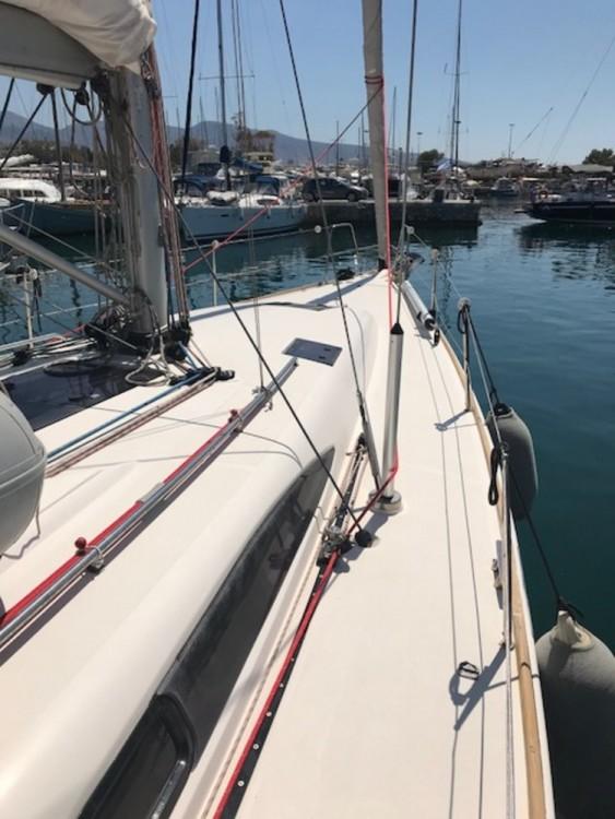 Boat rental Peloponnese cheap Salona 44