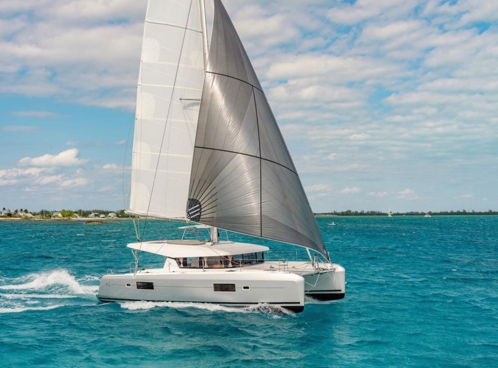 Rental Catamaran in Grad Zadar - Lagoon Lagoon 42 - 4 + 2 cab.