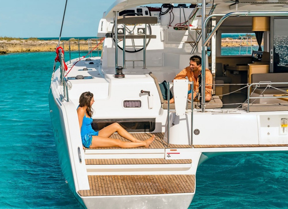 Rental yacht Grad Zadar - Lagoon Lagoon 42 - 4 + 2 cab. on SamBoat