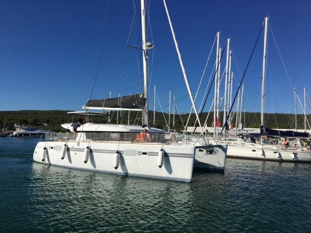 Lagoon Lagoon 450 S - 4 + 2 cab. between personal and professional Grad Zadar