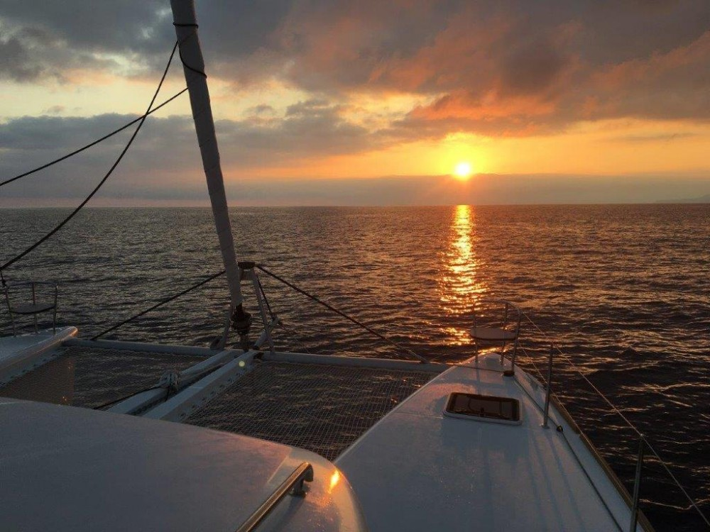 Hire Catamaran with or without skipper Lagoon Grad Zadar
