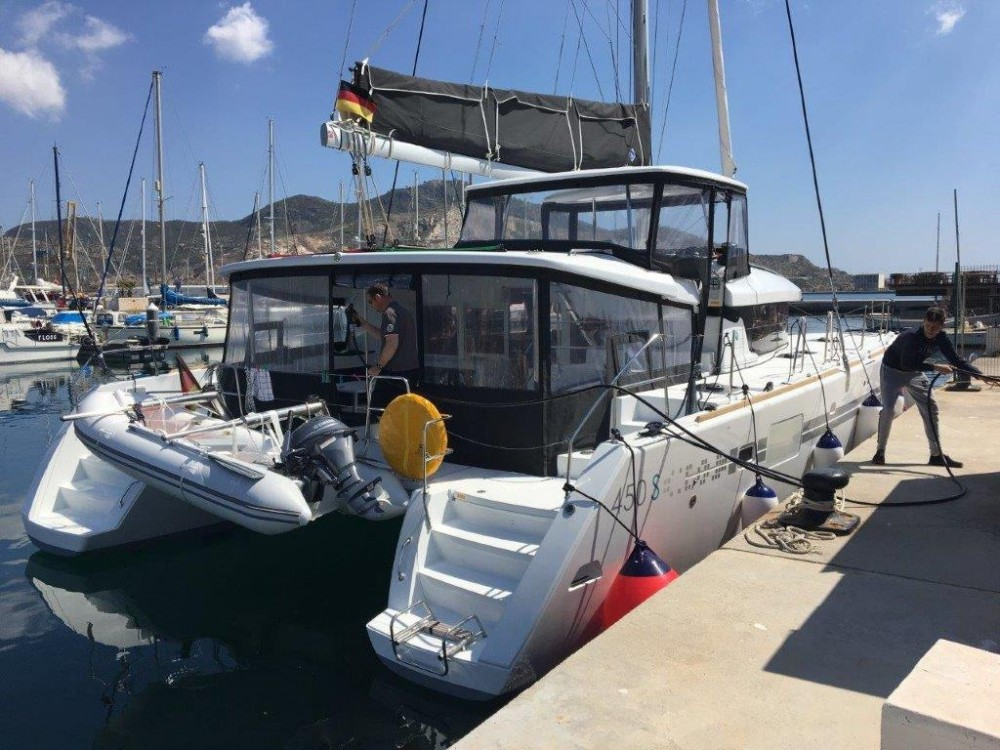 Catamaran for rent Grad Zadar at the best price
