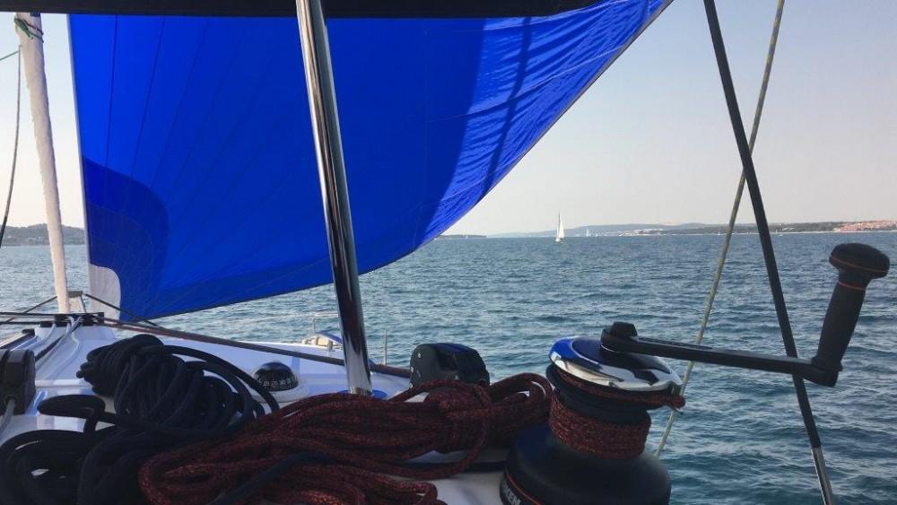 Rental Catamaran in Grad Zadar - Lagoon Lagoon 450 S - 4 + 2 cab.