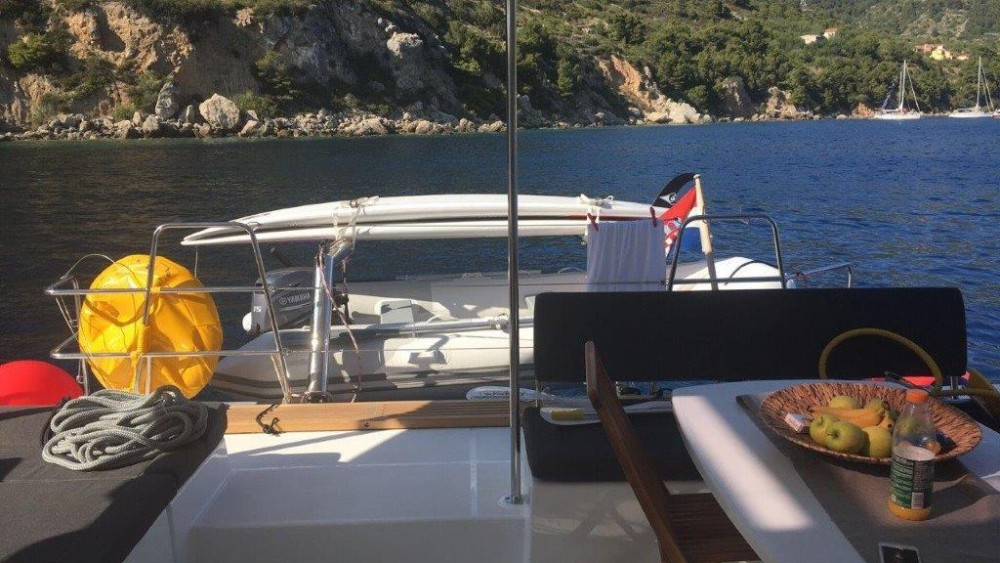 Boat rental Grad Zadar cheap Lagoon 450 S - 4 + 2 cab.