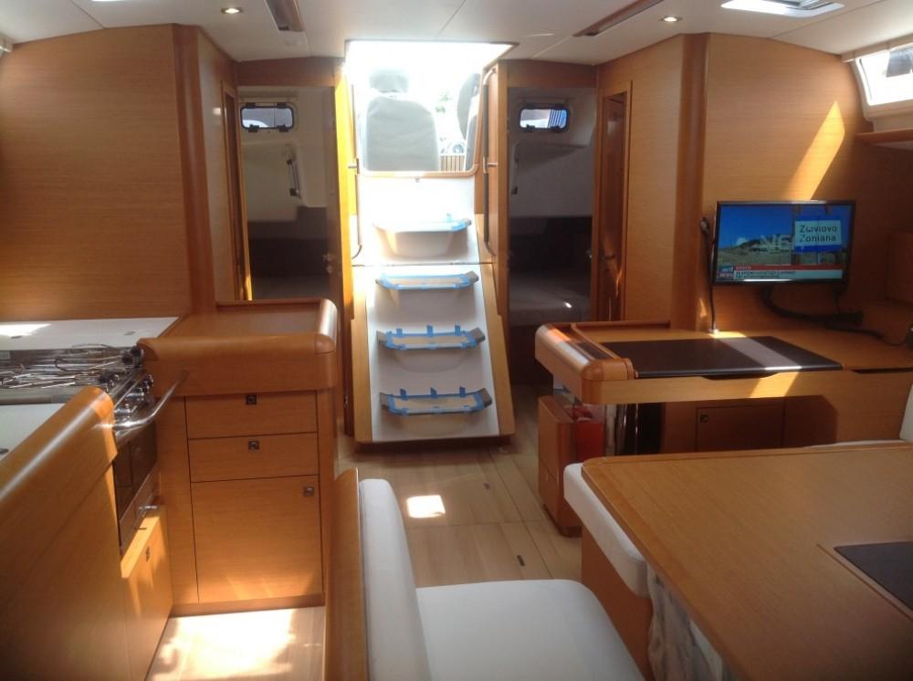 Boat rental Péloponnèse cheap Sun Odyssey 519