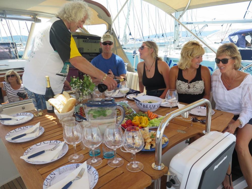 Rental yacht  - Jeanneau Jeanneau 57 - 4 cab. on SamBoat