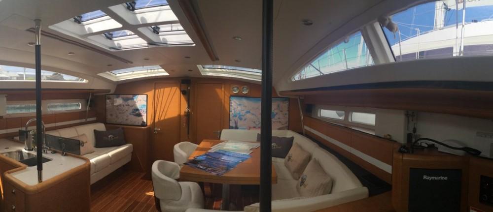 Boat rental  cheap Jeanneau 57 - 4 cab.